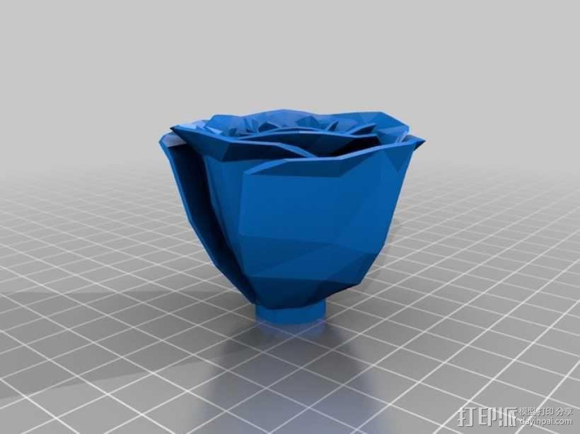 蝴蝶泉翻天乐 3D模型  图11