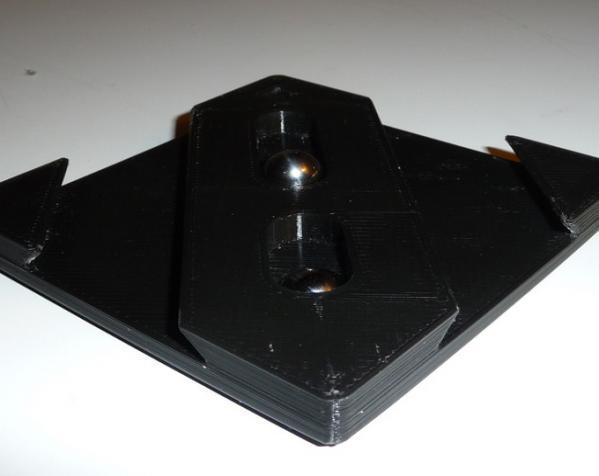 双层鸠尾榫拼图 3D模型  图6