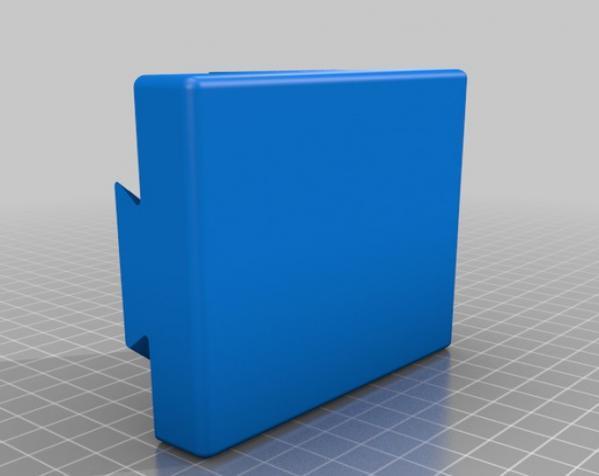 双层鸠尾榫拼图 3D模型  图10