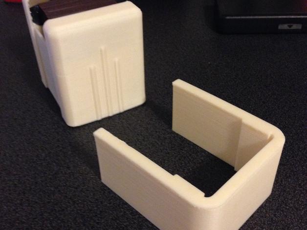 CCG游戏卡收纳盒 3D模型  图2