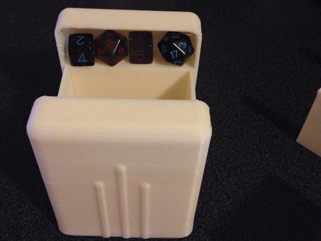 CCG游戏卡收纳盒 3D模型  图5