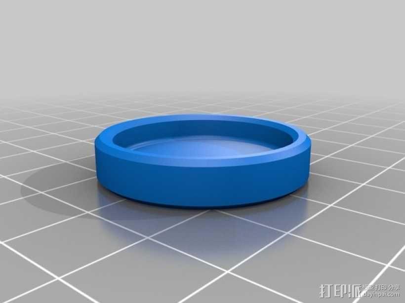 西洋跳棋模型 3D模型  图2