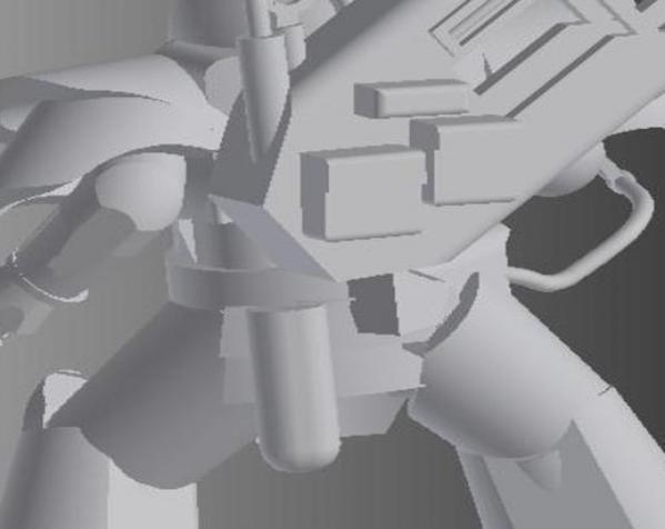 Talan军团 3D模型  图4