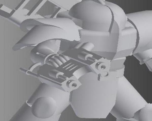 Talan军团 3D模型  图3
