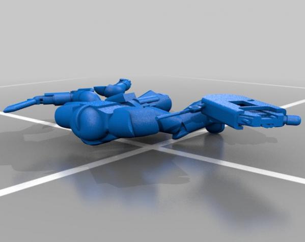 Talan军团 3D模型  图10