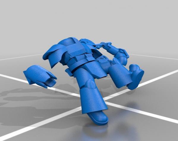 Talan军团 3D模型  图12