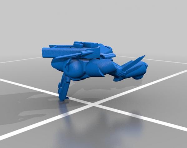 Talan军团 3D模型  图20