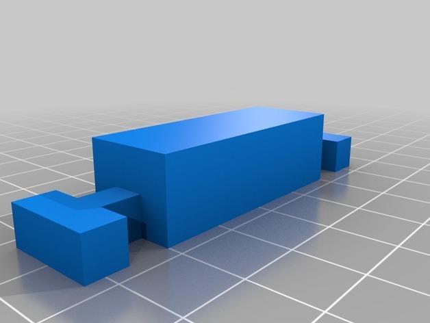 迷你投石机 3D模型  图3