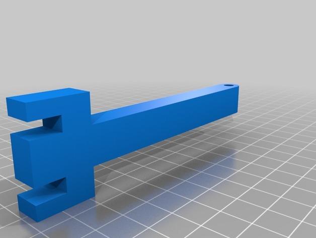 迷你投石机 3D模型  图4