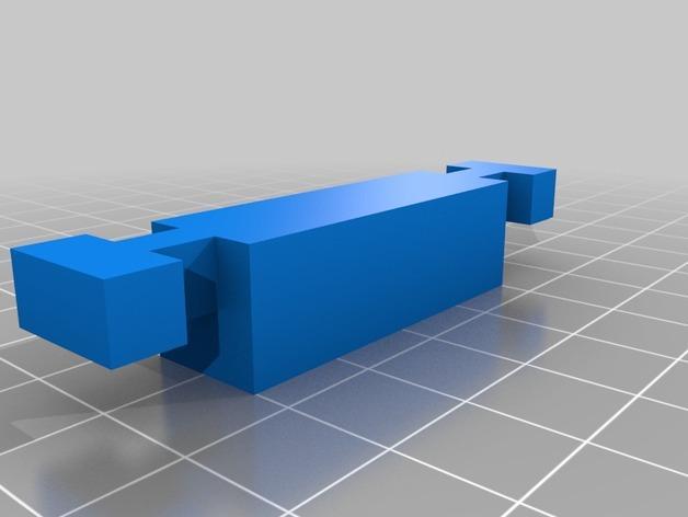 迷你投石机 3D模型  图6