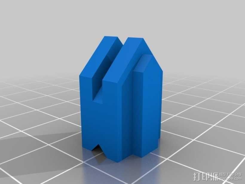 磁力俄罗斯方块玩具 3D模型  图11