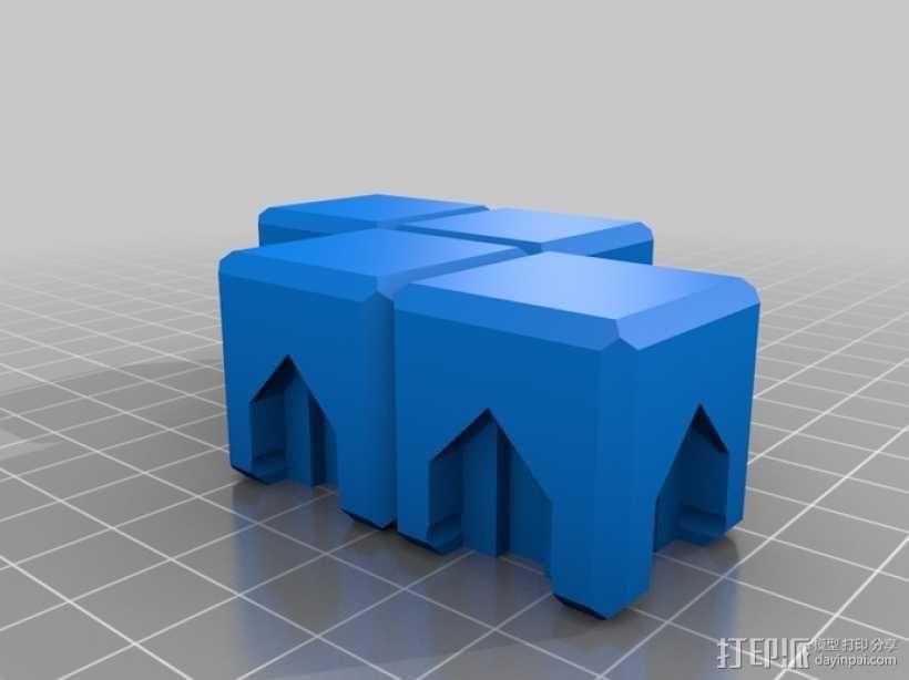 磁力俄罗斯方块玩具 3D模型  图10