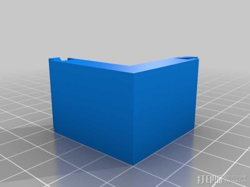 磁力俄罗斯方块玩具 3D模型  图13