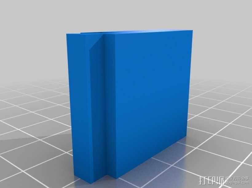 磁力俄罗斯方块玩具 3D模型  图14