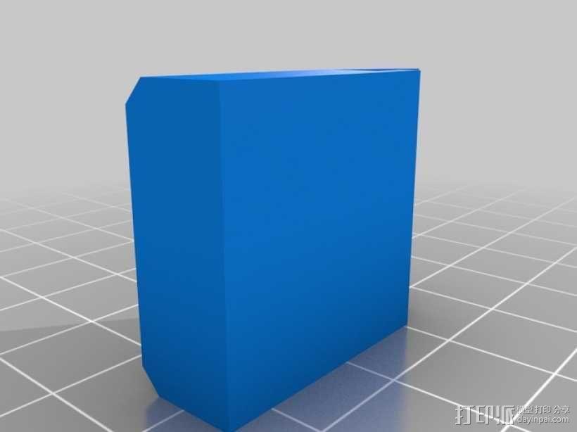 磁力俄罗斯方块玩具 3D模型  图12