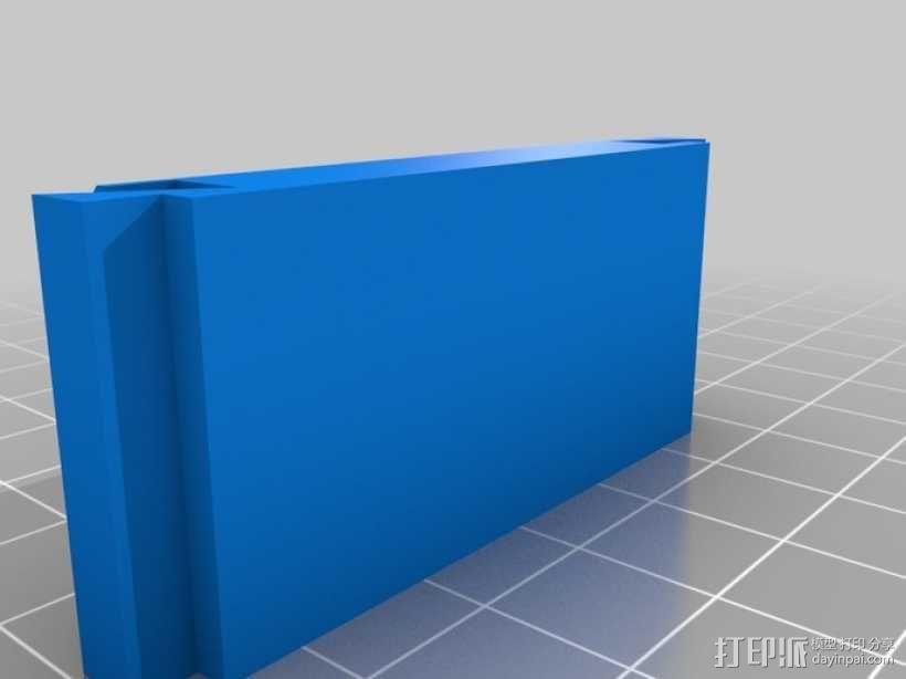 磁力俄罗斯方块玩具 3D模型  图15