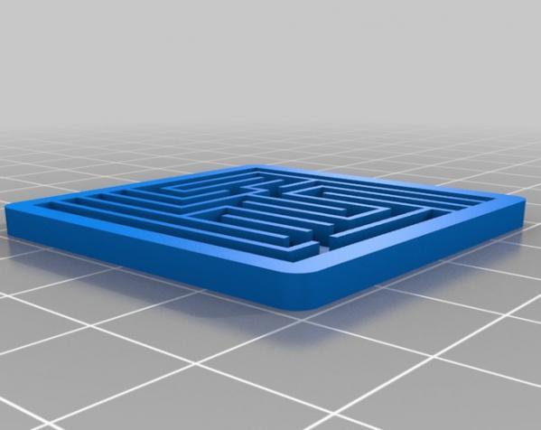 重力球迷宫4 3D模型  图1