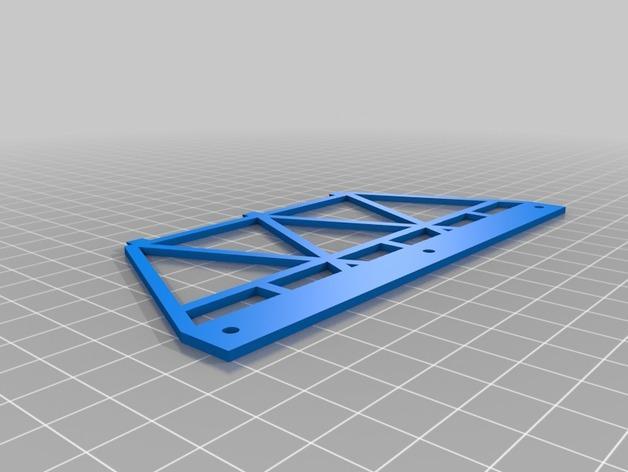 玩具火车桥 3D模型  图4