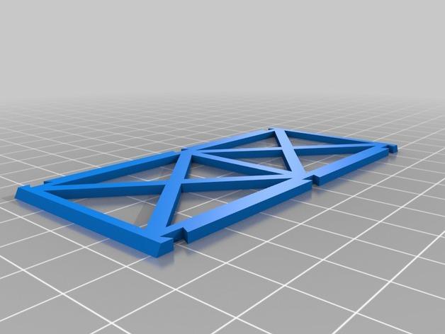 玩具火车桥 3D模型  图5