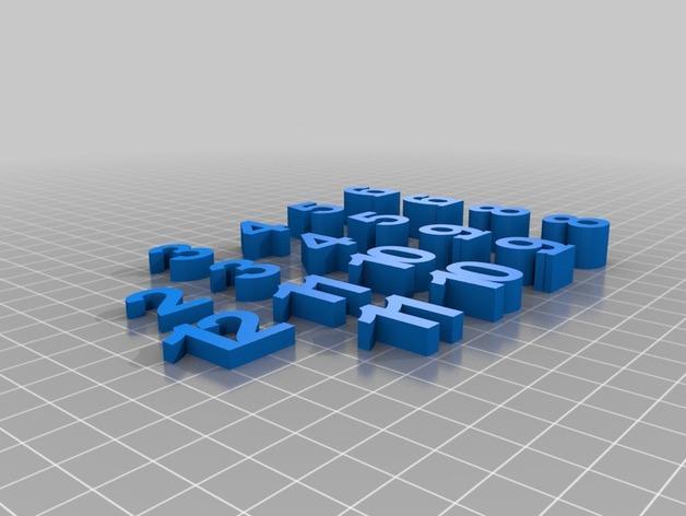 卡坦岛扩充器 3D模型  图3