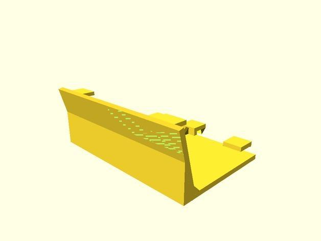 Xbox电池盖 3D模型  图6