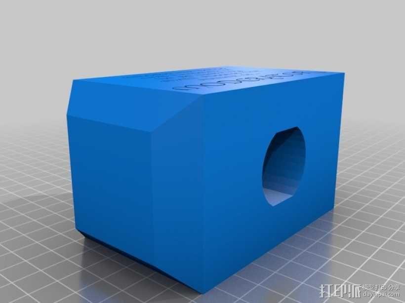 迷你铁锤模型 3D模型  图2