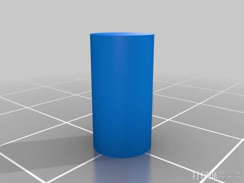 参数化溜溜球 3D模型  图6