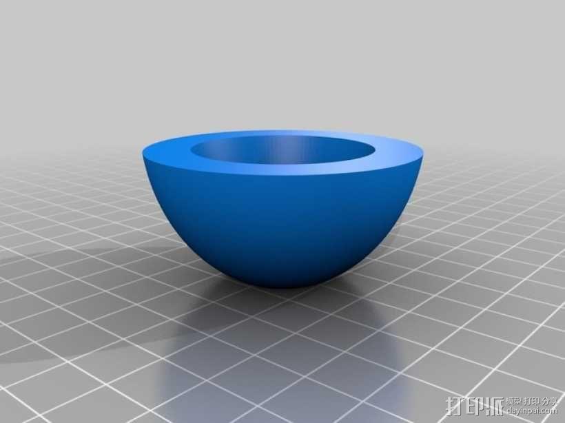 参数化溜溜球 3D模型  图8