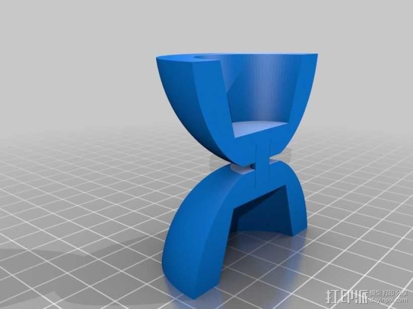 参数化溜溜球 3D模型  图11