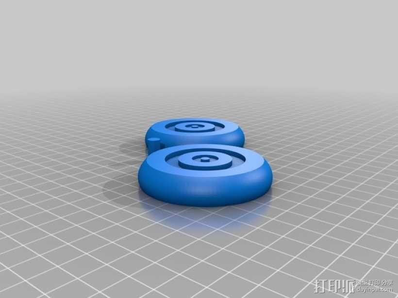 参数化溜溜球 3D模型  图13