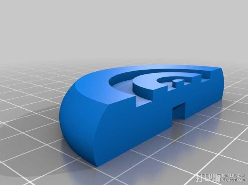 参数化溜溜球 3D模型  图15