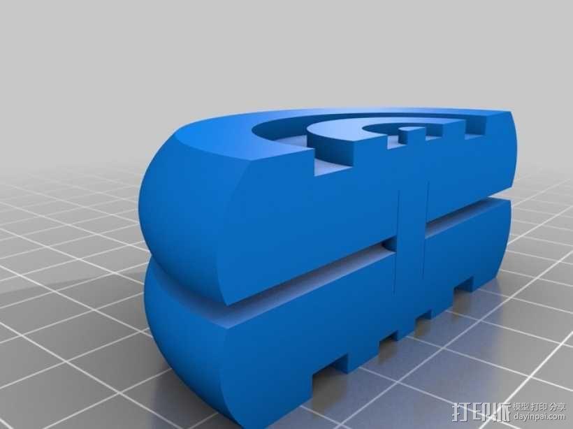 参数化溜溜球 3D模型  图16