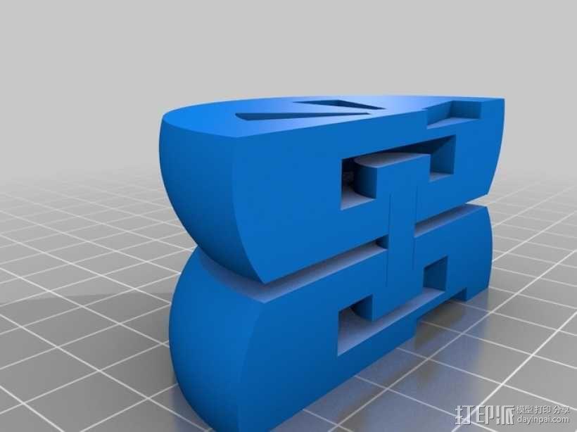 参数化溜溜球 3D模型  图17