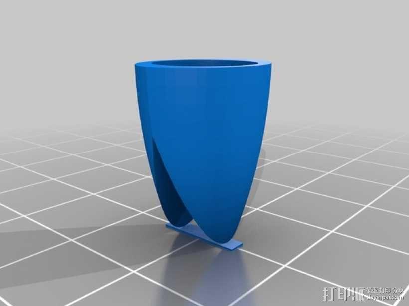 乐高玩具圣诞老人 3D模型  图5