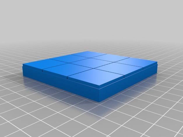 OpenForge平滑地砖 3D模型  图6