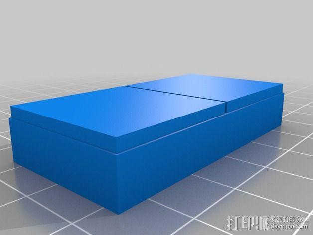 OpenForge平滑地砖 3D模型  图12