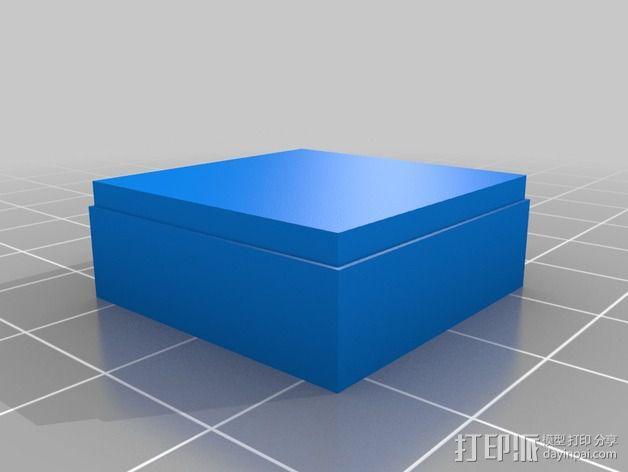 OpenForge平滑地砖 3D模型  图13