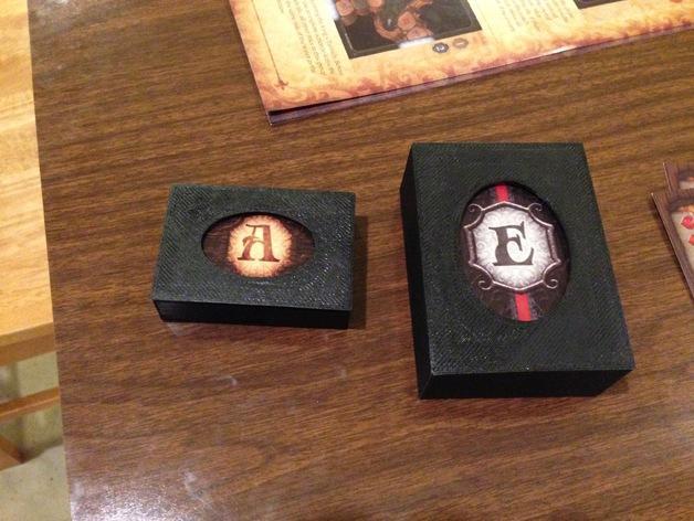 不同型号的游戏卡盒 3D模型  图3