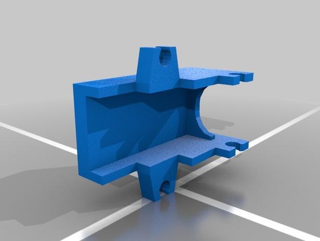 乐高加列战船 3D模型  图6
