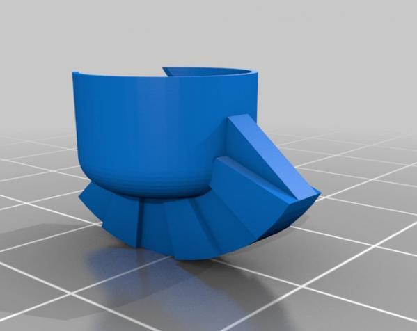 奥德修斯头盔 3D模型  图2