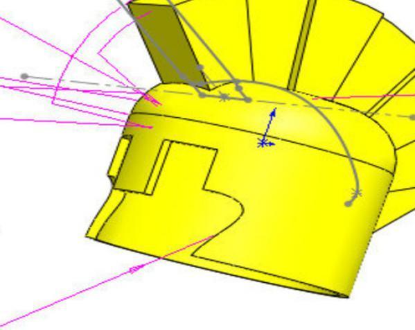 奥德修斯头盔 3D模型  图1