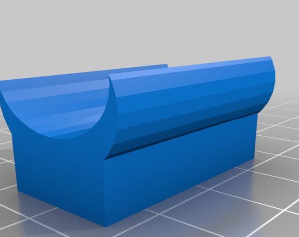 乐高滚珠运行轨道 3D模型  图2