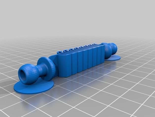 Ogo弹簧连接器 3D模型  图2