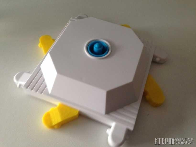 Louie循环适配器模型 3D模型  图2