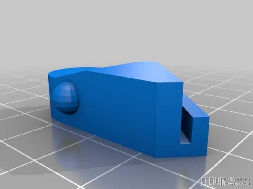 Louie循环适配器模型 3D模型  图7