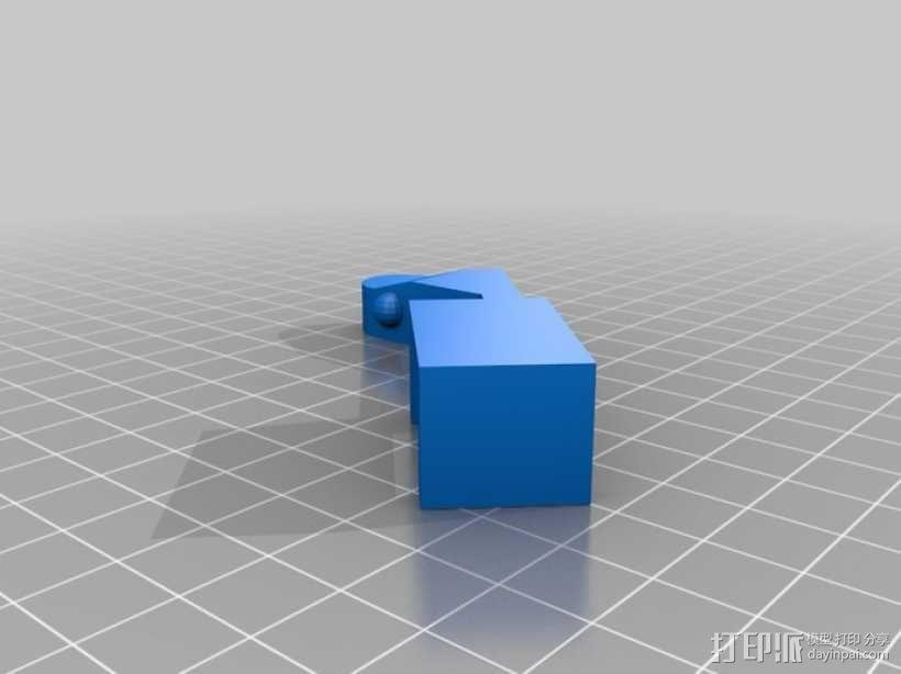 Louie循环适配器模型 3D模型  图9