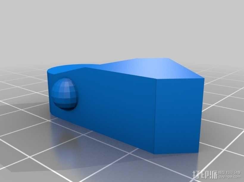 Louie循环适配器模型 3D模型  图10