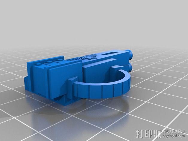 无畏战舰零部件模型 3D模型  图11