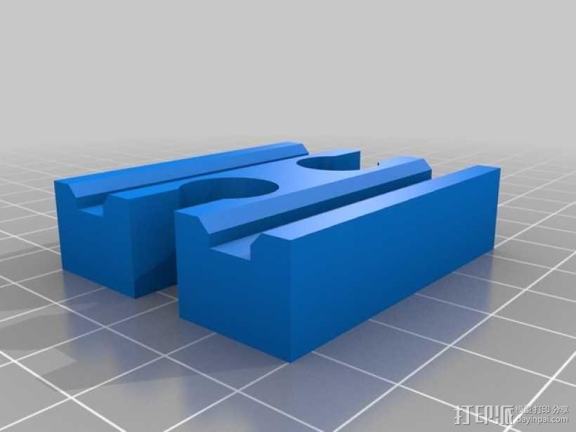 Brio火车配适器 3D模型  图4