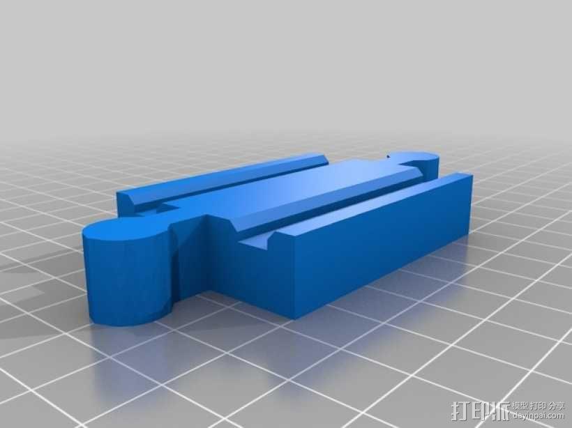 Brio火车配适器 3D模型  图6